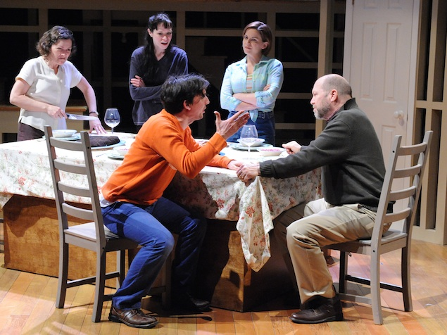 """Theater Review: """"Andy and the Shadows"""" at Theater J"""