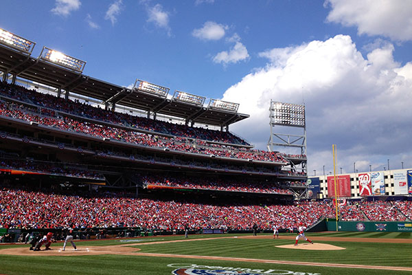 The Fans Go Wild for Opening Day at Nationals Park (Photos)
