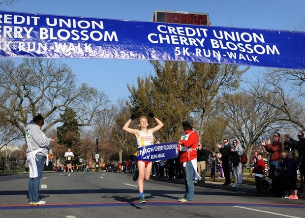 The 2013 Cherry Blossom 5K Winner Is a 12-Year-Old Science Whiz