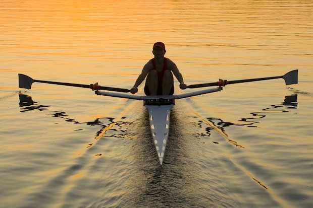 A Rowing Workout for Beginners