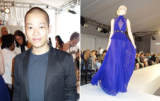 Alzheimer's Research and Jason Wu's Designs Share the Spotlight at a Cool Saks Fifth Avenue Luncheon
