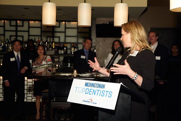 Washingtonian Celebrates the Area's Top Dentists