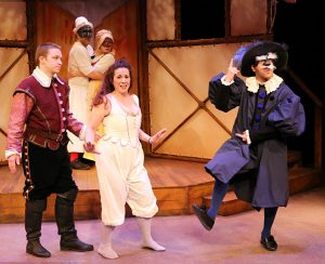 """Theater Review: """"The Lady Becomes Him"""" at Gallaudet University"""