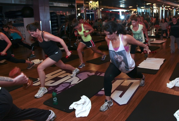 Fitness Class Review: BodyShred by Jillian Michaels at Crunch