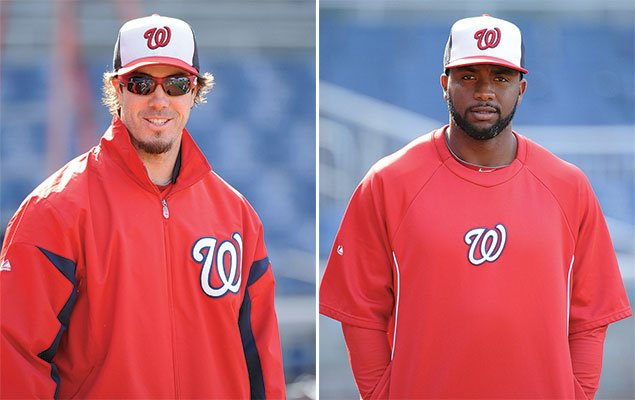 Fresh Faces at Nationals Park