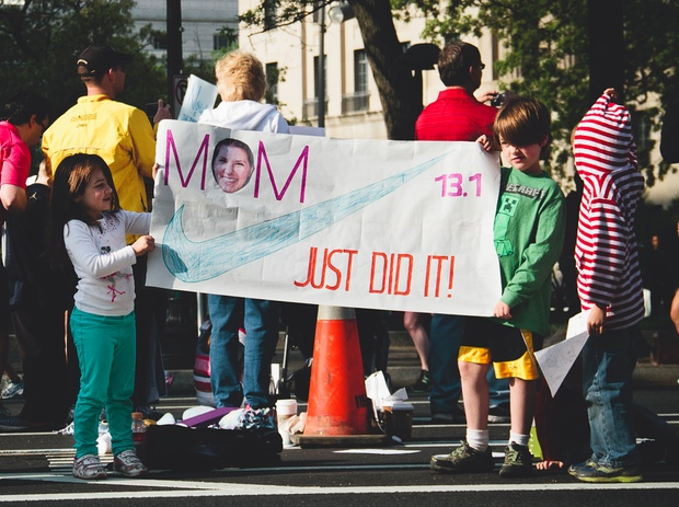 Recap: The Nike Women's Half Marathon in DC (Slideshow)