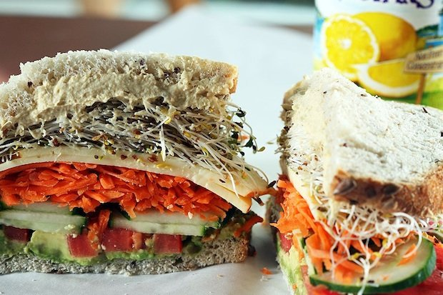 Lunch Break: The Healthiest and Worst Sandwiches and Salads at Jetties