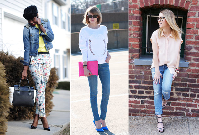 Ask the Fashion Bloggers: What's Your Favorite Piece in Your Spring Wardrobe?