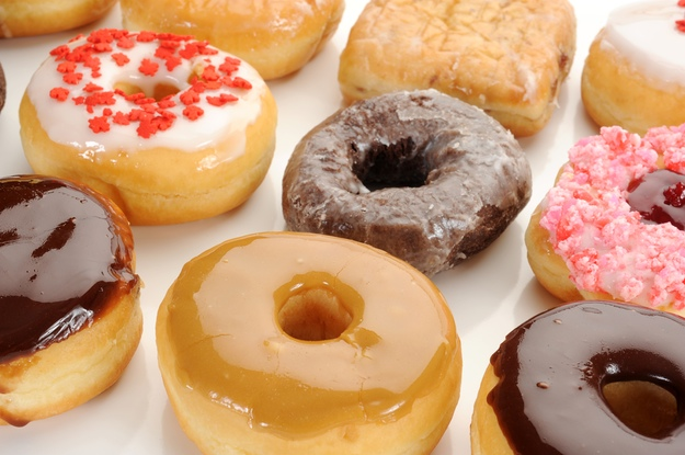 The Great Doughnut Derby: Dunkin' Donuts vs. Heller's Bakery