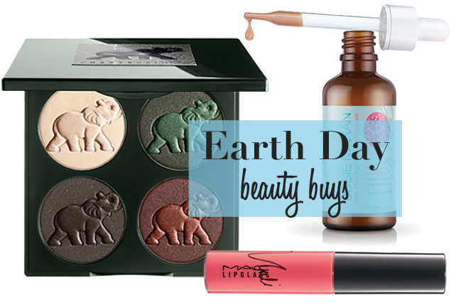 Earth Day: 10 Beauty Buys That Give Back