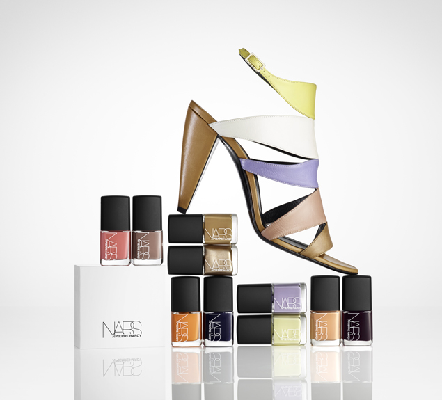 Parisian Shoe Designer Pierre Hardy Teams Up With Nars