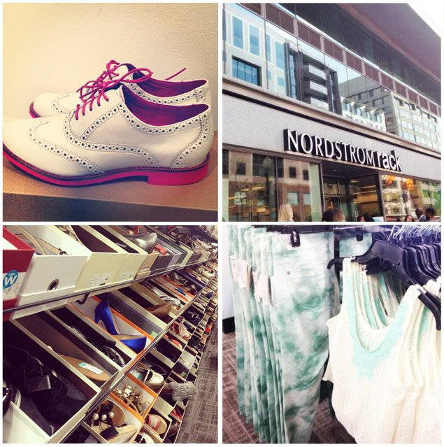 Downtown DC, Say Hello to Nordstrom Rack