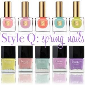 Style Q: What's New for Nails?
