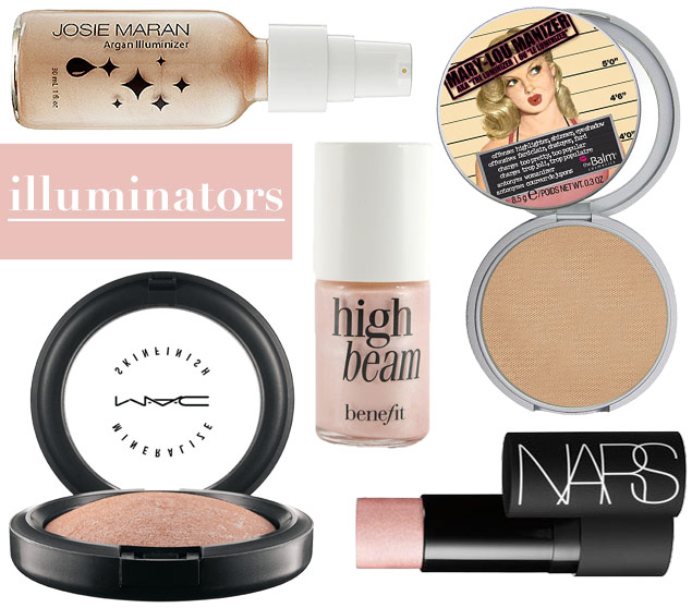 Beauty Bag Must-Have: Highlighters