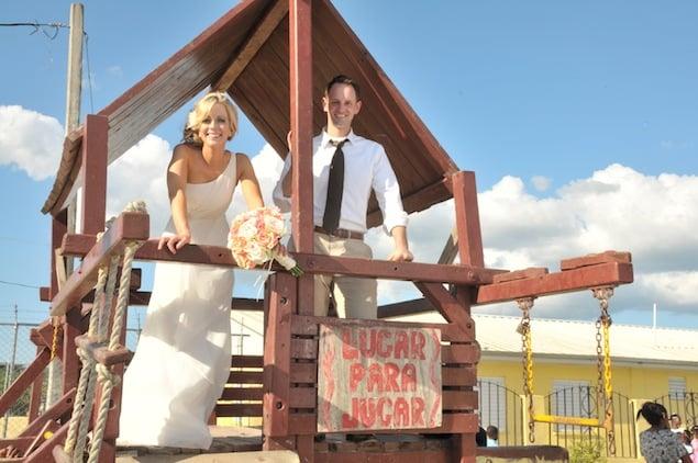Real Wedding: Kathryn and Joe