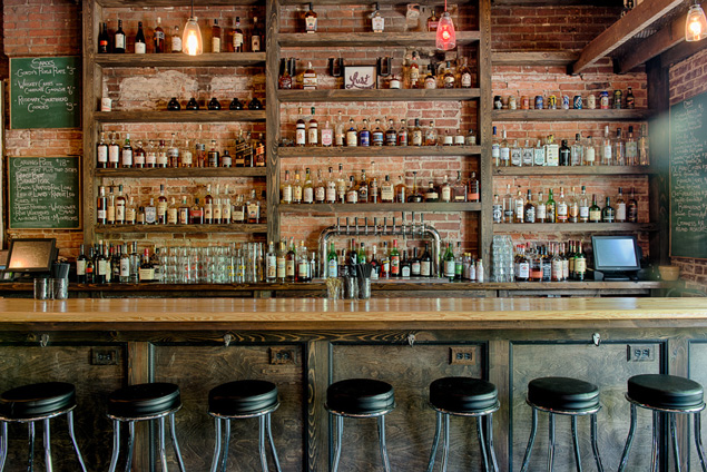Booze, Meat, and Music: What to Expect From Black Whiskey