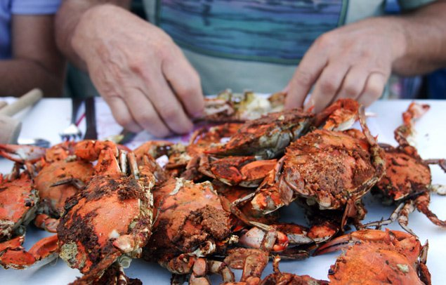 The Week in Food Events: Lamb Jam, Patio Party at Cashion's, and Policy's Crab Feast