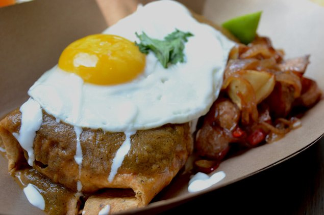 GBD Launches Sunday Brunch With Bottomless Booze