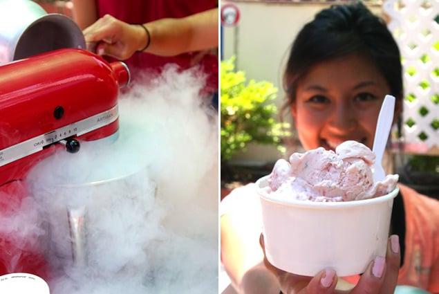 """Pop-Up Alert: Nicecream Offers """"Breakfast Ice Cream"""" and Freshly Frozen Treats"""