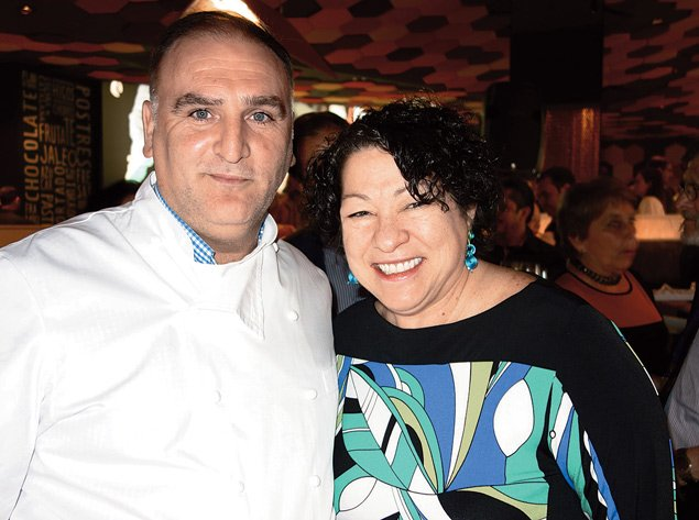 Justice Sonia Sotomayor: Living It Up