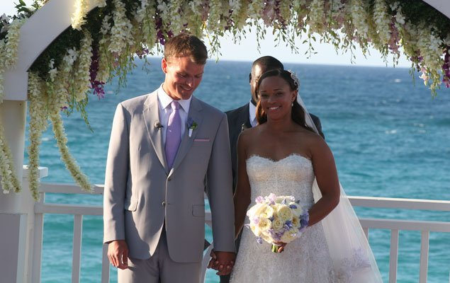 Daughter of BET Cofounders Gets Married in a Lavish Wedding in the Bahamas
