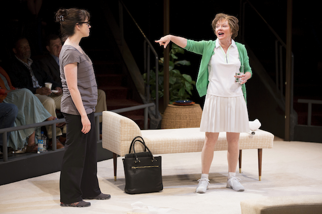 """Theater Review: """"Other Desert Cities"""" at Arena Stage"""