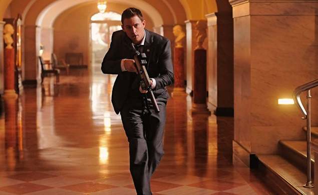 "Second ""White House Down"" Trailer Is Out, and Everything Explodes"