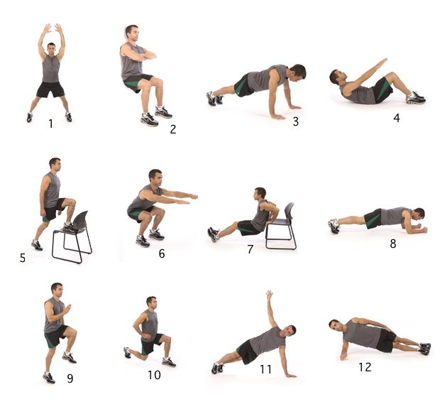 The Scientifically Proven 7 Minute Workout Washingtonian