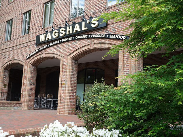 A Tour of the New Wagshal's Market