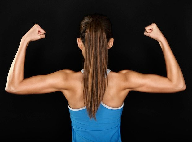 An Under-5-Minute Arm-Chiseling Workout