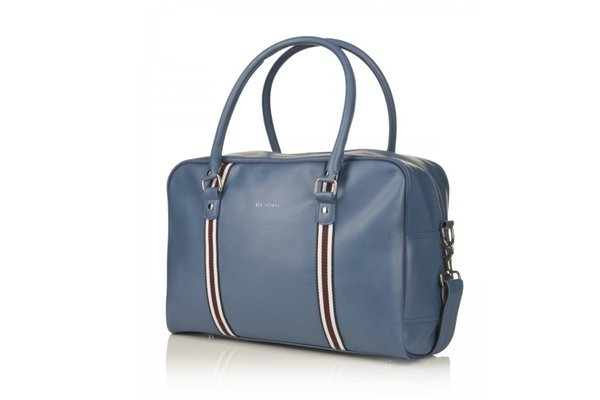 Ben Sherman iconic holdall, $110.