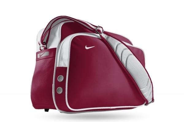 NikeID shoulder bag, $99.
