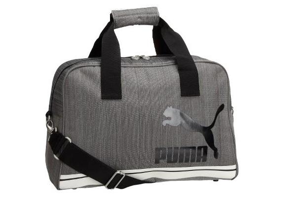 Puma Archetype heritage grip bag, $60.