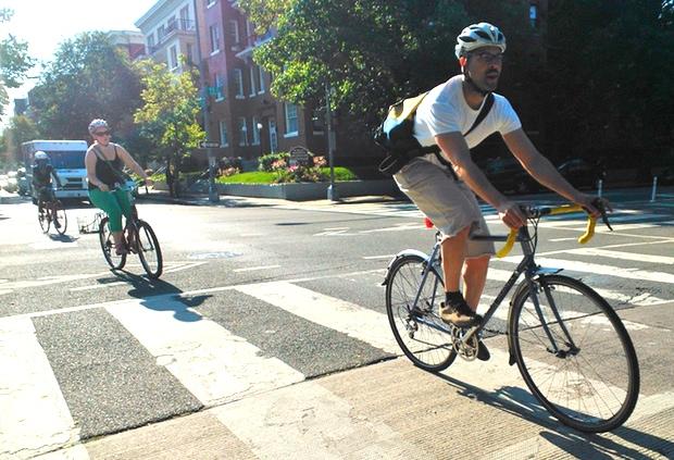 Bike to Work Day Breaks Ridership Record (Slideshow)