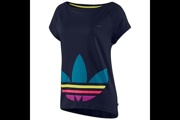 Adidas Big Trefoil Tee