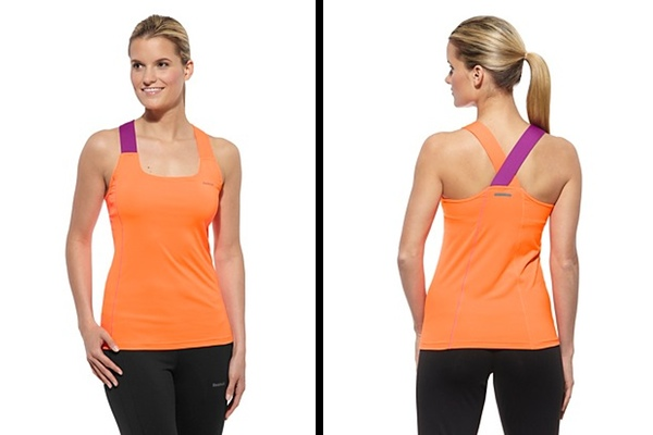 Reebok Sport Essential Long Bra Top