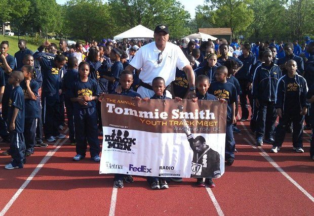 Q&A With Track Legend and Civil-Rights Icon Tommie Smith