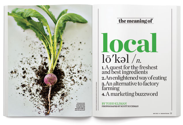The Meaning of Local