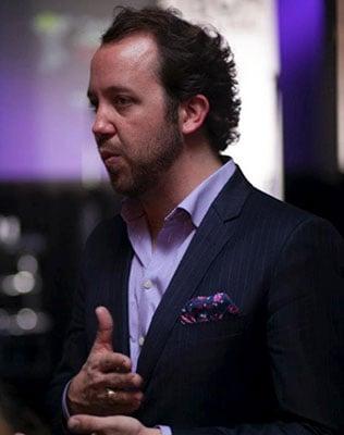 "Andy Ellwood, senior director of business development, <a href=""http://www.waze.com/"" target=""blank"">Waze</a>"