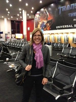 Andrea Fellman, founder of Savvy Sassy Moms