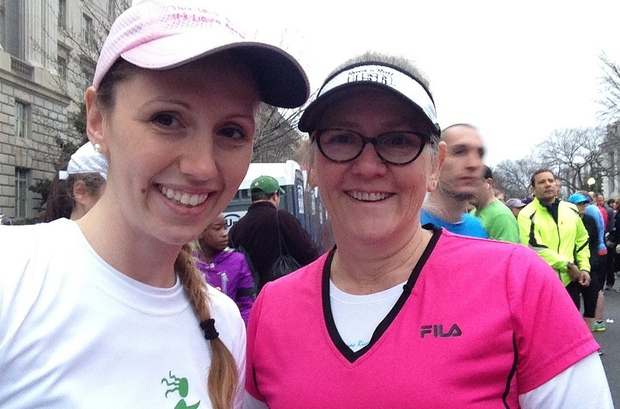 Why Mom May Be Your Best Running Partner