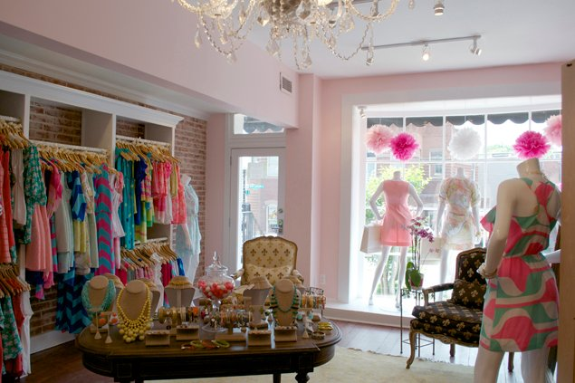 New Shop on the Block: Georgetown's Britt Ryan