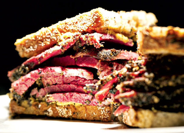 Free Pastrami Sandwiches at DGS Delicatessen on Tuesday