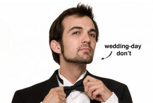 Grooming the Groom: Skin-Care Tips for Men