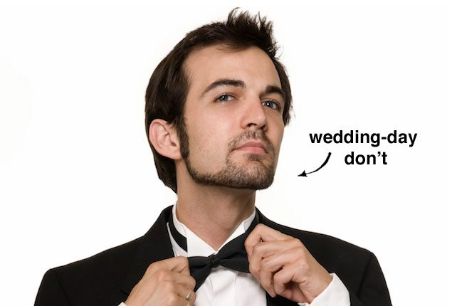 Grooming the Groom: Skin-Care Tips for Men
