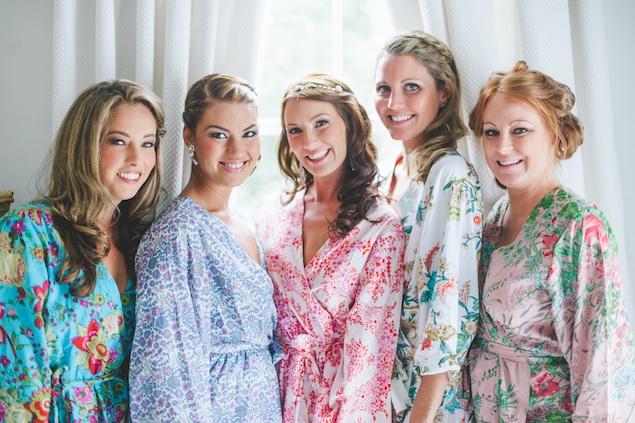 Pinteresting: Floral Kimono Robes