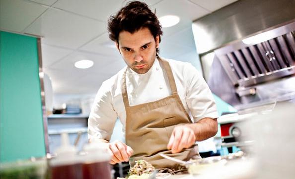 Johnny Monis Wins James Beard Foundation's 2013 Best Chef Mid-Atlantic Award