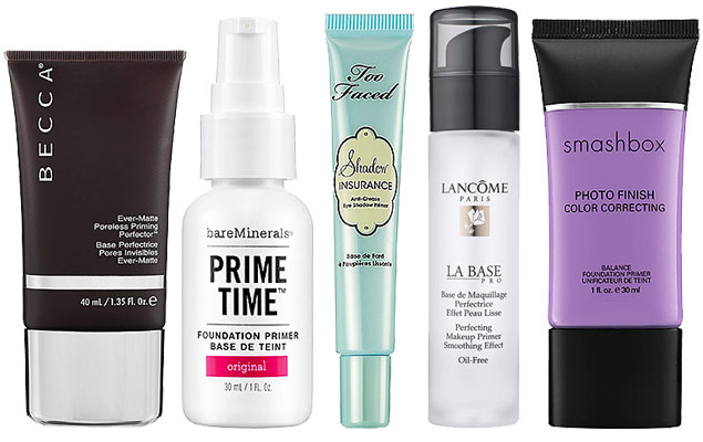 Beauty Lesson: A Primer on Primers