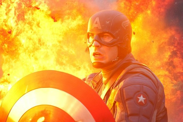 """Captain America: The Winter Soldier"" Films in Washington This Month"