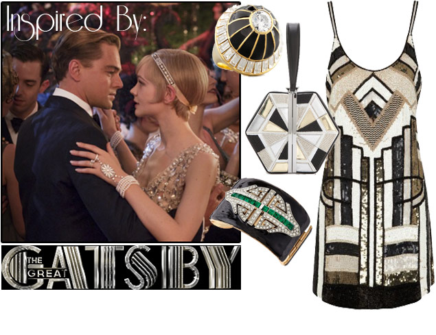 "Inspired by: ""The Great Gatsby"""